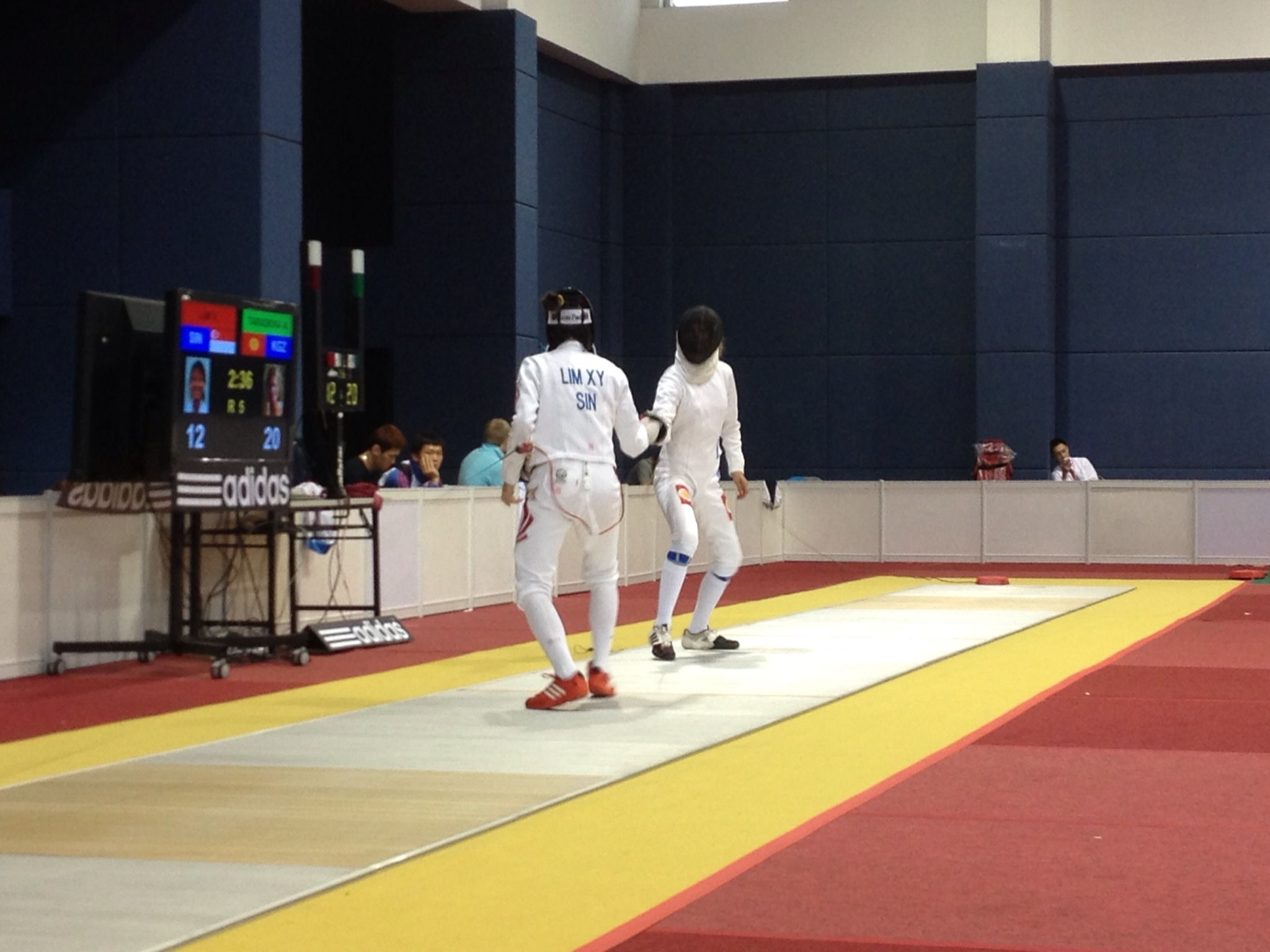 Asian Fencing Championships 2013 – Absolute Fencing